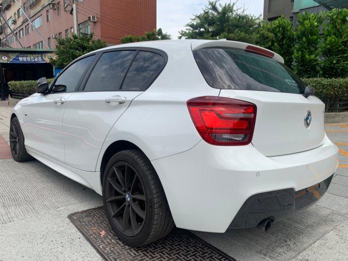 2013 BMW 116 SPORT 1.6 5D 2WD 里程13萬 售價65.8萬