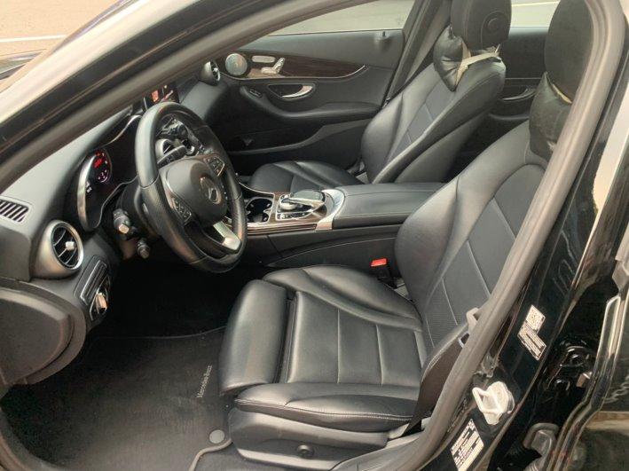 賓士中古車-2015 BENZ C300 里程8.3萬 售價105萬
