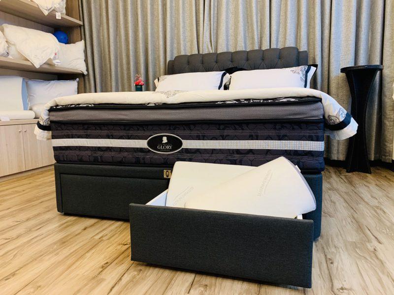 台南床墊推薦-百萬裝潢金,上品輕鬆購 | 上品寢具床墊館-台南裕農館