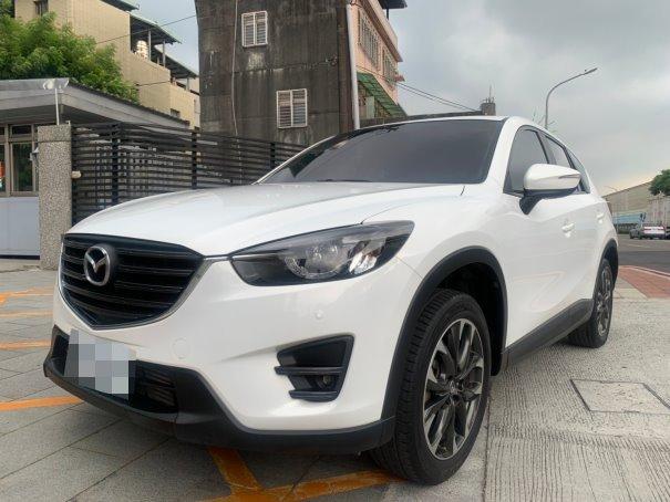 2015 MAZDA CX-5 2.2D AWD 里程4萬 售63萬-認証車-車況極好