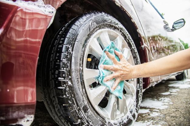 台中洗車美容服務