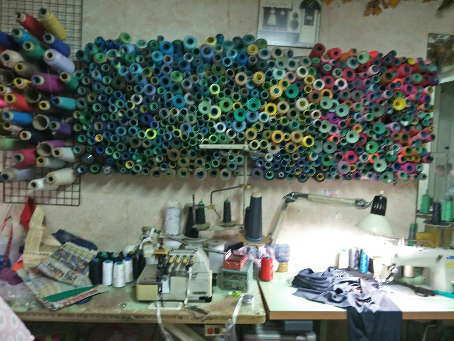 板橋修改衣服、舊衣新裁-36年修改衣服經驗